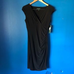 Lauren Ralph Lauren | Black Sinch Dress